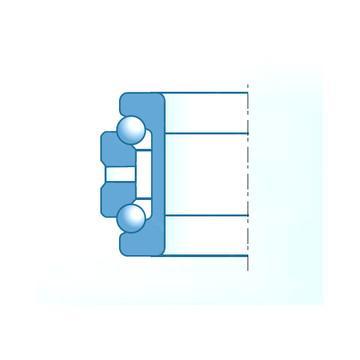 54207 + U207 FAG Roulements à billes de poussée
