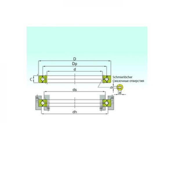 RCT11 INA Roulements à rouleaux de poussée